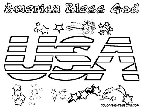 christian coloring pages for fourth of july 4th of july coloring pages let s celebrate