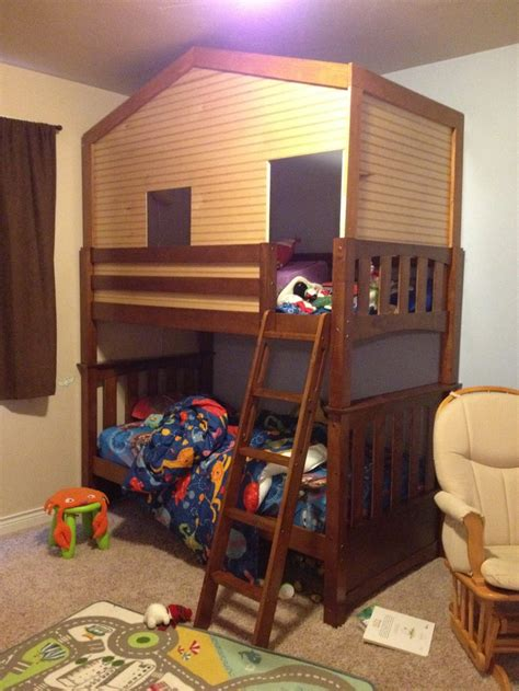 fort bunk bed our new bunk bed fort bunk bed wainscoting and a little