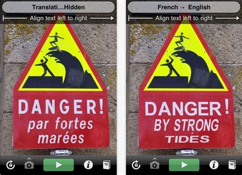 techo spanish translation lens word app a smartphone app to translate the real world