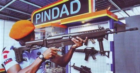Monopod Senapan battle rifle