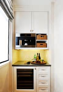 Overhead Cabinet by 51 Small Kitchen Design Ideas That Rocks Shelterness