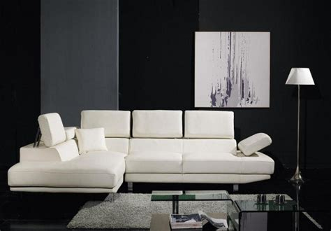 White Sectional Sofa With Chaise Chaise Design White Sectional Sofa With Chaise