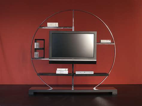 libreria rotonda tv libreria rotonda freestanding arreda la tua casa