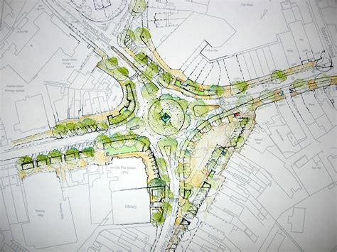 Green Plans | birmingham landscape planning practice plan for acocks