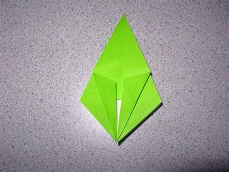 origami frog base slideshow