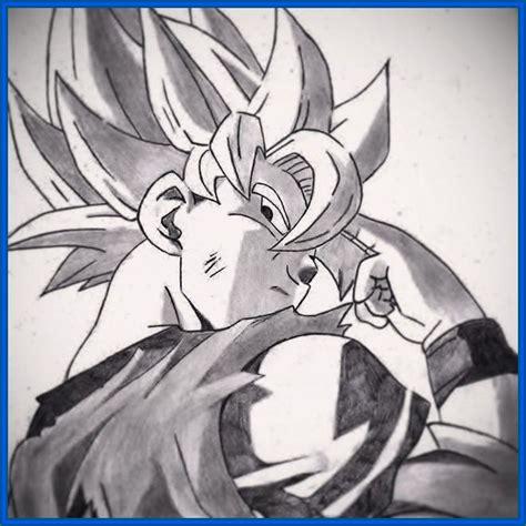 dibujos a lapiz de goku 2017 imagenes de dragon ball z para dibujar a color archivos