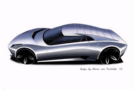 Concept Study. Lamborghini Miura Nuovo   Autoblog.gr