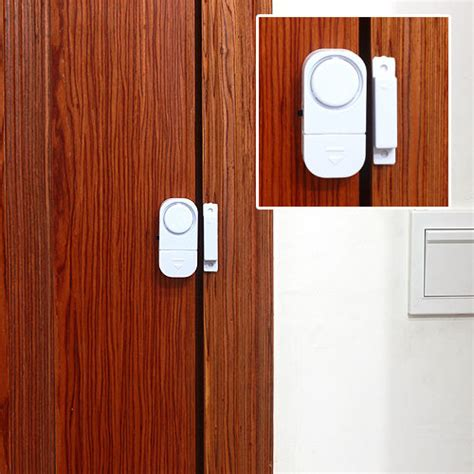 Door Knob Alarms by Home Office Wireless Window Door Knob Entry Security