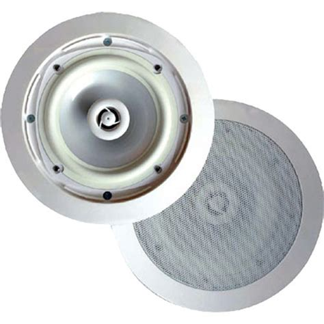 pyle pro pwrc81 8 quot weather resistant in ceiling pwrc81 b h