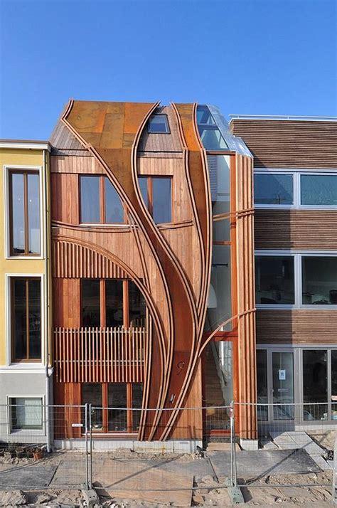 house facade designs unique urban house facade design by 24h architects