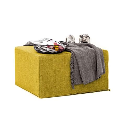 ottoman with twin bed inside this piece of furniture truly does it all it s a mustard