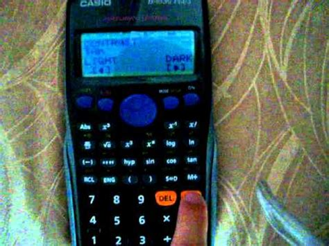 How To Find On Plus How To Find The Secret On Your Casio Calculator Fx 95sg Plus