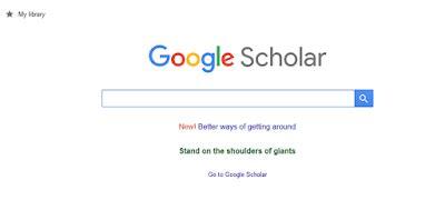 cara membuat akun google scholar cara indeksasi jurnal di google cendekia google scholar