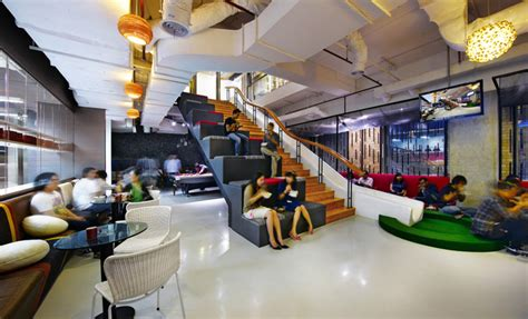 Creative Design Agency Di Jakarta | creative offices ogilvy mather office by m moser
