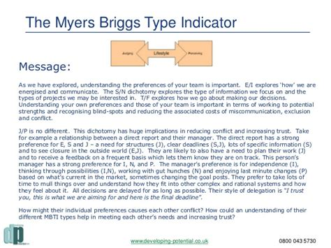 Myers Briggs Essay by Can Someone Do My Essay Using The Myers Briggs Type
