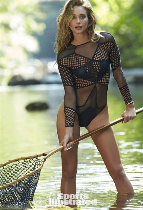 hannah davis sports illustrated swimsuit issue 2015 hannah davis in sports illustrated swimsuit 2015 issue