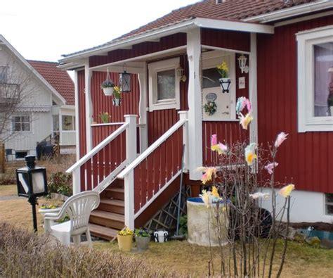 Skandinavisches Gartenhaus 1114 schweden urlaub fr 252 hling in stockholm holzfarbe