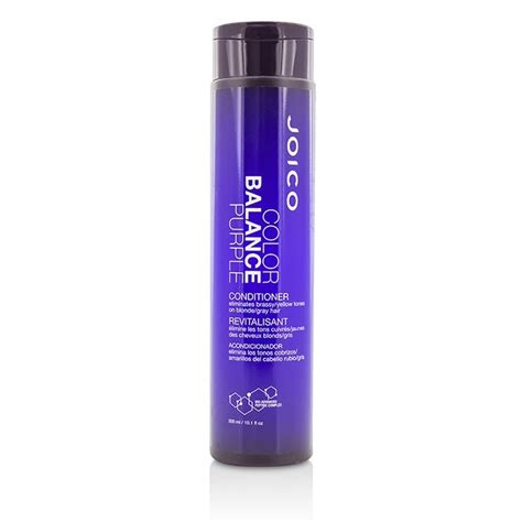joico color balance purple shoo ulta beauty joico color balance purple conditioner eliminates brassy