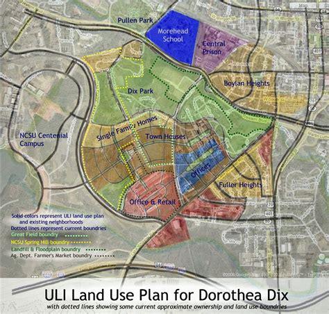 land development layout software fddp compare the fddp park plan with uli development plan