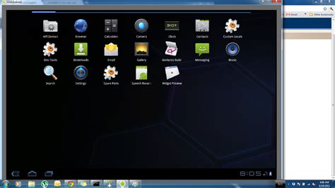 android simplicity how to 22 install android on windows mac or linux - Android Emulator For Windows 7