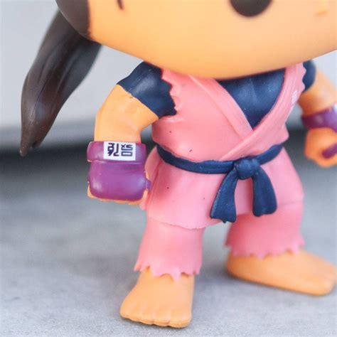 Funko Pop Set Promotion Asia Fighter 7 Items funko pop asia fighter series 1 dan pink