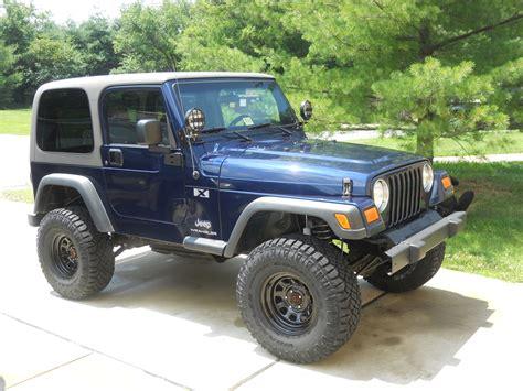 2004 Jeep Wrangler X Specs 2004 Jeep Wrangler Pictures Cargurus