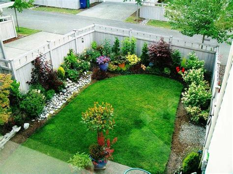 small yard landscaping design garden news small front