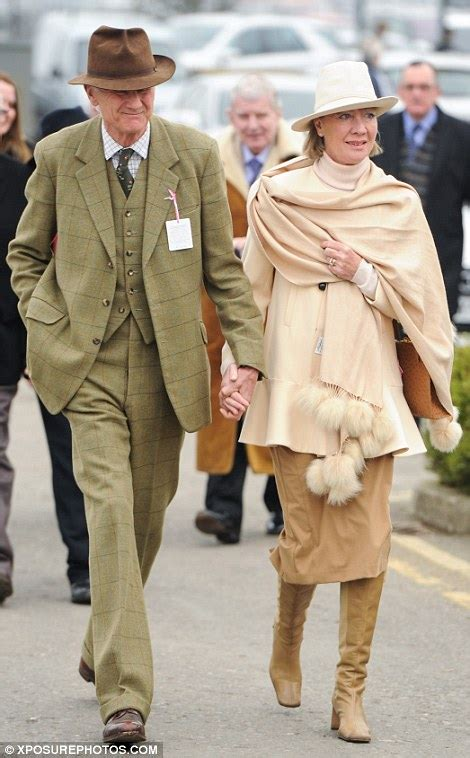 The Daily Mail Uk Fashion by Day Fashion At Cheltenham Festival Sees Fillies