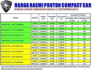 Car Rental Malaysia Price List Proton Iriz Price Oh Proton Iriz Price Klse Malaysia
