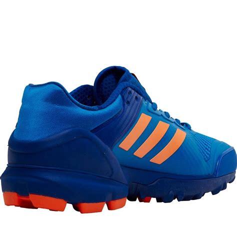 buy adidas adipower hockey iii shoes blue orange