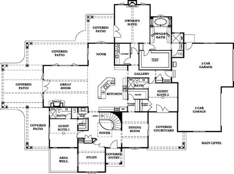 country floor plans country chateau floor plans country house exteriors provincial floor plans