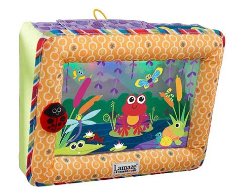 Lamaze Crib Soother by Catchoftheday Au Lamaze Pond Symphony Crib Soother