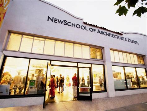 new in architecture and design school in san diego newschool of architecture and design names chair of