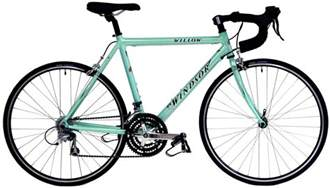 road bike what is the difference between a horizontal