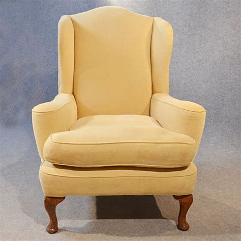 vintage wingback armchair antique armchair wingback wing arm chair victorian english