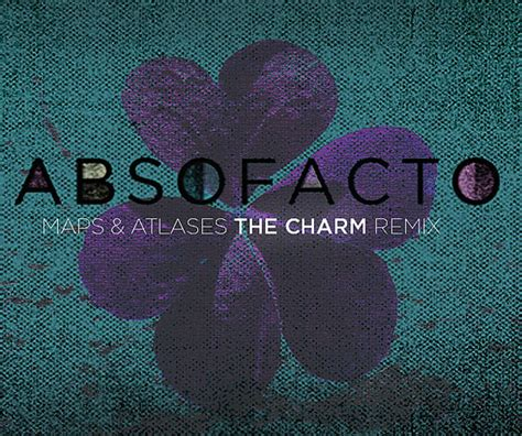 Maps And Atlases Perch Patchwork - exclusive maps atlases the charm absofacto remix