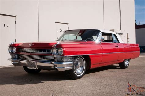 1964 Cadillac Convertible For Sale by Cadillac Convertible 1964
