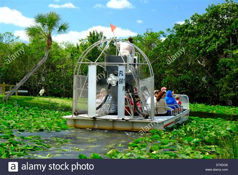 everglades boat tours national park air boat ride through the everglades national park