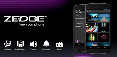 zedge android los mejores wallpapers ringtones y tonos de llamada para android rwwes