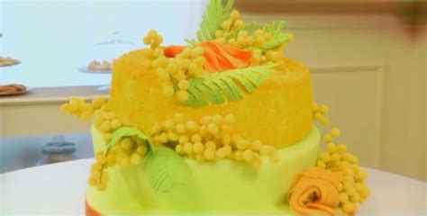Mimosa By Eric Summers torte in corso con renato torta mimosa archives ricette in tv