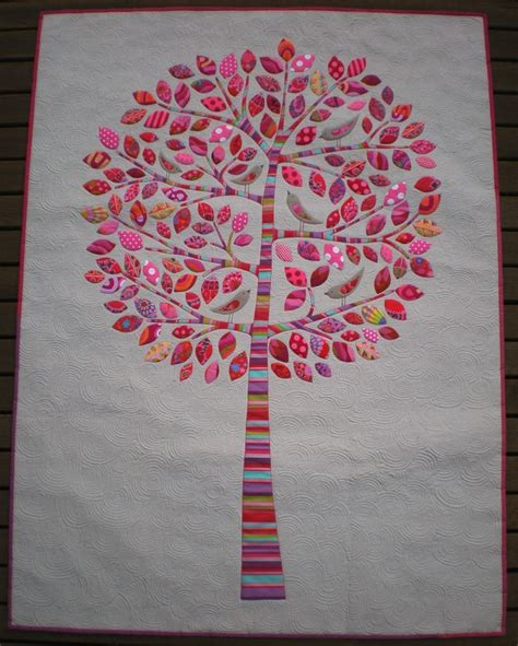 Quilted Tree by Tree Quilt