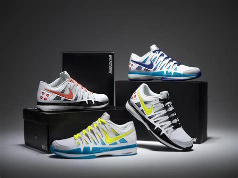 Baju Tenis Nike Roger Federer roger federer invites fans to choose grand slam shoes nike news