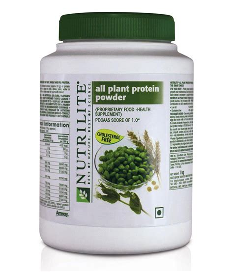 d protein powder price amway nutrilite all plant protein powder 500g available at