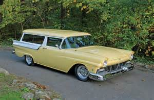 1957 ford ranch wagon photo 1