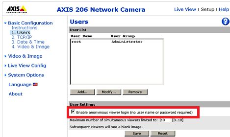 config axis 当我使用compactrio连接axis相机时 为什么得到权限错误 national instruments