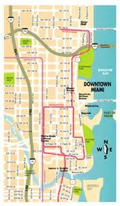 Map Of Downtown Miami by Your City S Downtown Street Pattern Page 2