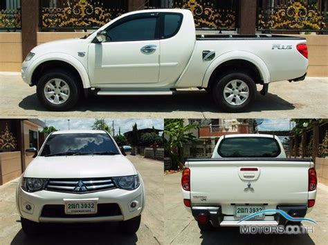 mitsubishi triton 2012 mitsubishi triton 2012 motors co th