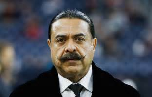 Shad Khan Jaguars Shahid Khan The Billionaire Who Could Ditch Fulham For