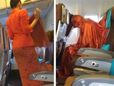 Baju Pilot Garuda Baju Pilot heboh foto pramugari garuda shalat dalam pesawat berita