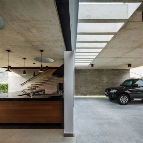 Castro Parking Garage by 15 Houses And Their Inspiring Garages